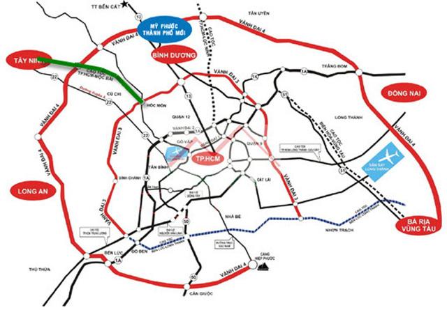BĐS vùng đô thị TP.HCM mở rộng: Đồng Nai quay cuồng trong cơn sốt đất vì sân bay và cầu Cát Lái ẢNh 1