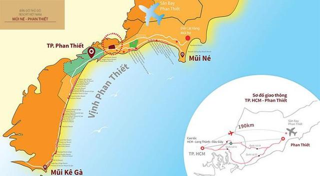Vì sao bất động sản Phan Thiết – Bình Thuận tiếp tục sốt nóng? - Ảnh 1.