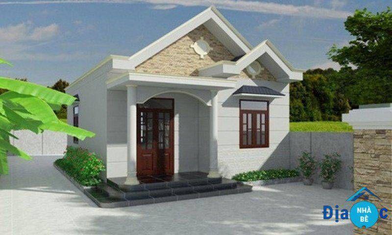 Bán nhà mặt tiền đường Nguyễn Bình Phú Xuân Nhà Bè