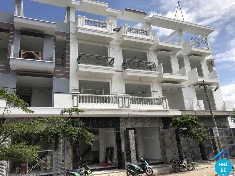 Bán đất tại KDC Sài Gòn Mới Huỳnh Tấn Phát Thị Trấn Nhà Bè