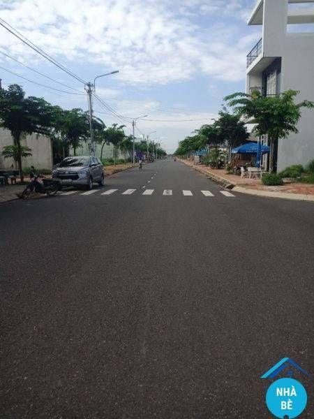 Bán đất mặt tiền đường số 12 khu dân cư thái sơn long hậu 100m2