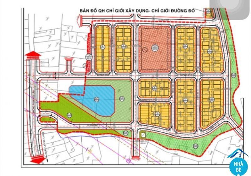 Bán đất dự án Bộ Công An Phạm Hữu Lầu Nhà Bè