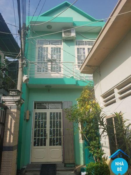 Bán nhà hẻm 1834 Huỳnh Tấn Phát thị trấn Nhà Bè
