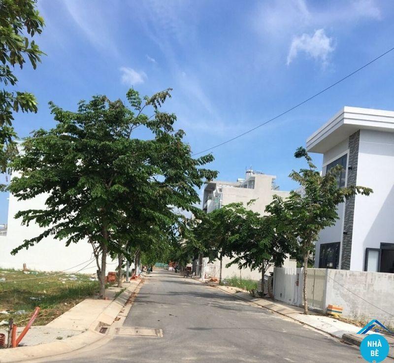 Dự án Green Riverside Huỳnh Tấn Phát Nhà Bè khu B N8 80m2