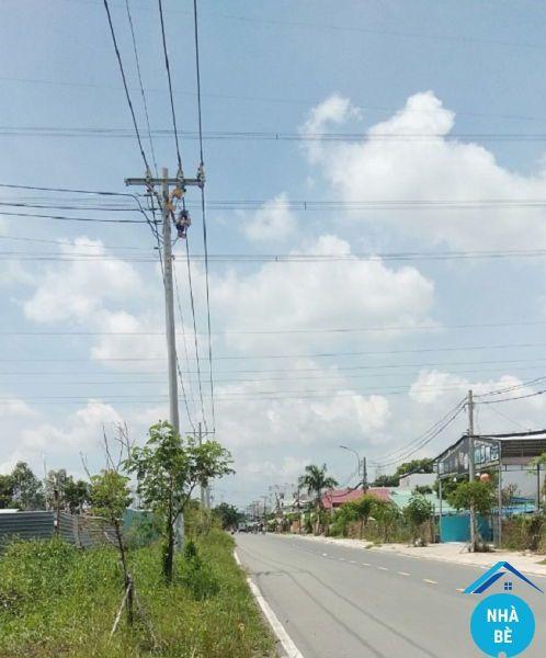 Bán lô đất 88m2 khu dân cư Nguyễn Bình Nhơn Đức Nhà Bè