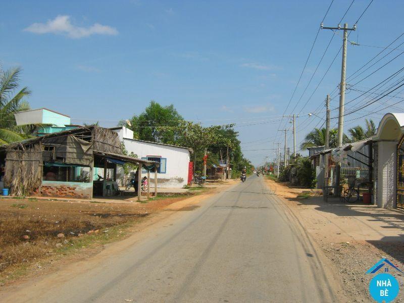 Bán đất ấp Vĩnh Thạnh xã Phước Vĩnh Đông Cần Giuộc