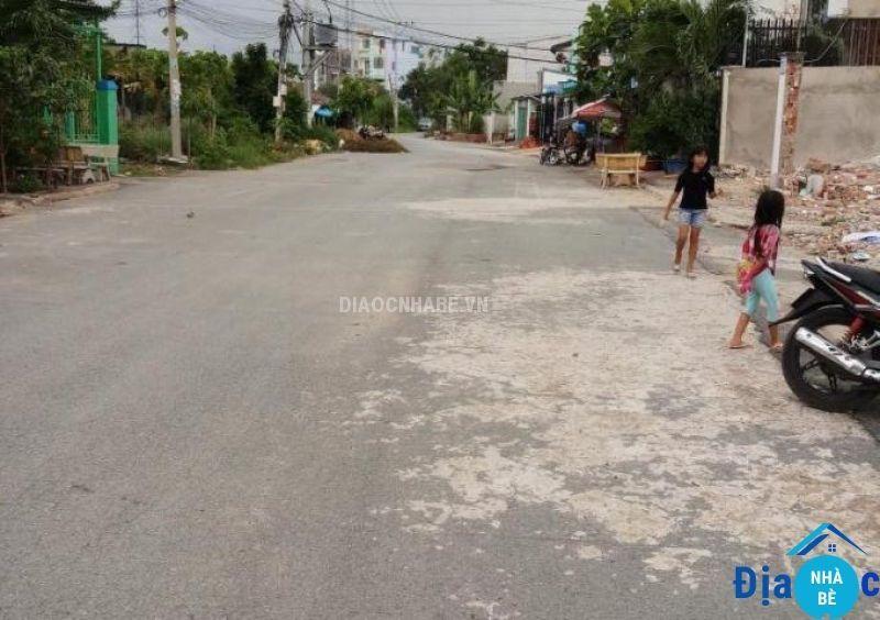 Đất hẻm 512 Nguyễn Văn Tạo 82m2