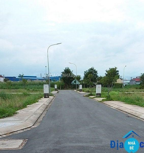 Bán đất khu dân cư Long Thới IPC