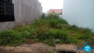 Bán lô đất hẻm đường Nguyễn Bình Nhơn Đức