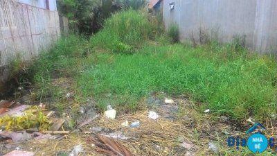 Bán lô đất hẻm 511 Nguyễn Bình Nhơn Đức