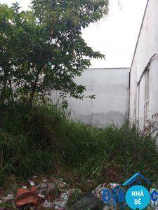 Bán lô đất hẻm 477 đường Nguyễn Bình Phú Xuân Nhà Bè
