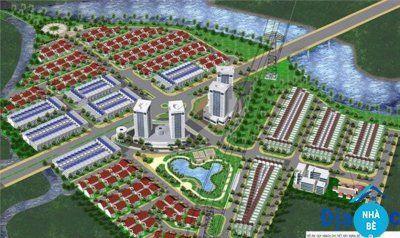 Bán đất dự án 28ha Nguyễn Bình Nhơn Đức Nhà Bè