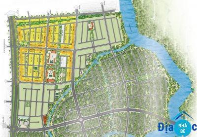 Bán đất đường số 27 khu dân cư Thái Sơn Long Hậu 100m2