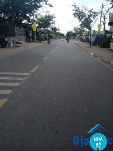 Bán đất mặt tiền đường Nguyễn Bình Ấp 2 Nhơn Đức Nhà Bè 1303m2