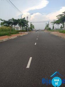 Bán đất đường số 1 khu dân cư thái sơn t&t Long Hậu