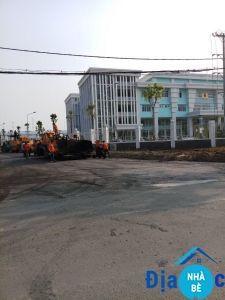 Bán nhà cấp 4 mặt tiền đường Nguyễn Bình Phú Xuân Nhà Bè 275m2