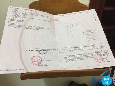Bán lô đất hẻm 2129 Huỳnh Tấn Phát Thị Trấn Nhà Bè 106m2