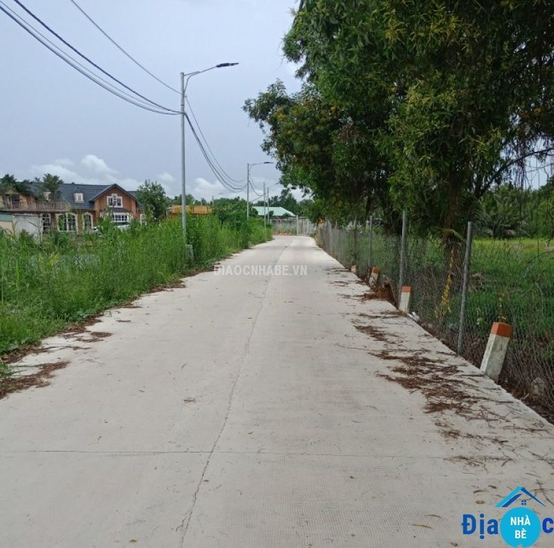 Bán đất đường Xương Cá 1 huyện Nhà Bè 1040m2