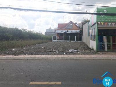 Bán đất mặt tiền Lê Văn Lương Nhơn Đức Nhà Bè 190m2
