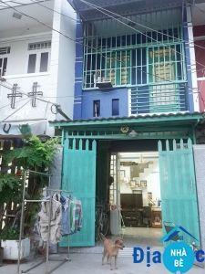 Bán nhà hẻm 1465 Lê Văn Lương Nhơn Đức Nhà Bè 40m2