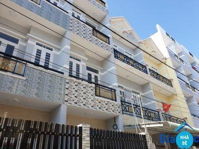 Bán nhà đồng sở hữu hẻm Lê Văn Lương Nhơn Đức Nhà Bè 40m2