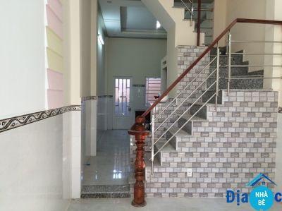 Bán nhà sổ hồng chung Lê Văn Lương Phước Kiển Nhà Bè 42m2