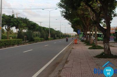 Bán đất đất mặt tiền đường Rừng Sác xã Bình Khánh huyện Cần Giờ