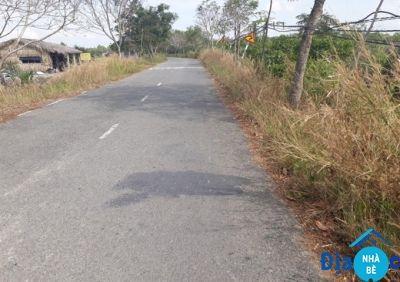 Bán đất đường Lý Nhơn huyện Cần Giờ 4774m2