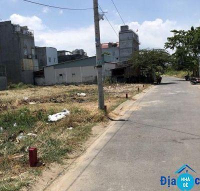 Lô đất hẻm 274 Nguyễn Văn Tạo đối diện dự án Hòa Bình 120m2