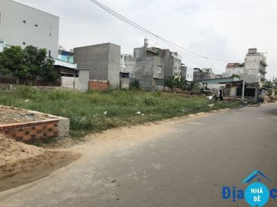 Bán đất 2 mặt tiền hẻm 274 Nguyễn Văn Tạo 134m2