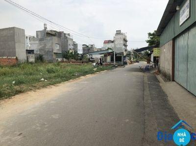Bán đất hẻm 274 Nguyễn Văn Tạo Nhà Bè 125m2