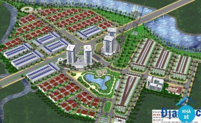 Bán đất dự án 28ha Nhà Bè hợp đồng 100m2