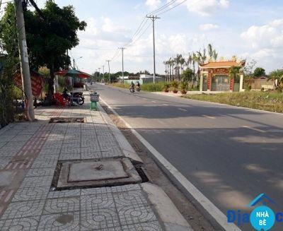 Bán đất dự án KDC Nguyễn Bình Nhơn Đức Nhà Bè B51