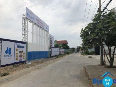 Đất hẻm 274 Nguyễn Văn Tạo Long Thới Nhà Bè 120m2