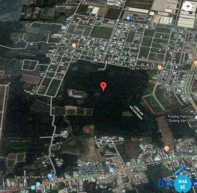 Bán đất nông nghiệp Hiệp Phước Nhà Bè 100m2