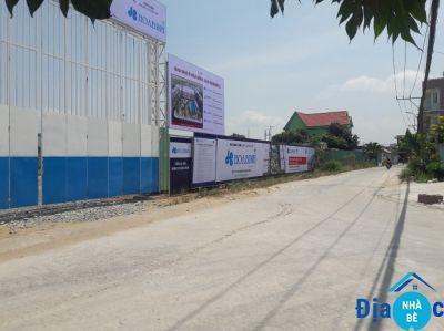 Đất hẻm 274 Nguyễn Văn Tạo Nhà Bè 87m2