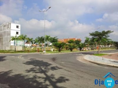 Đất hẻm 512 Nguyễn Văn Tạo IPC Tân Thuận