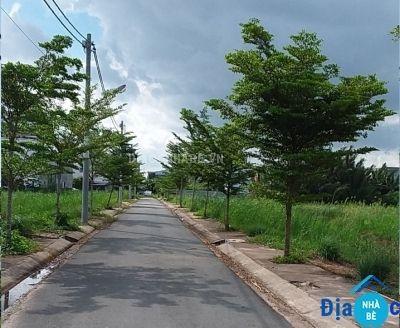 Đất khu B dự án KDC Chợ Bà Chòi
