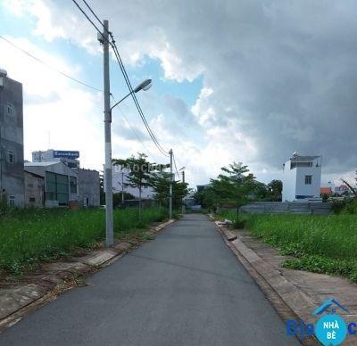Bán đất dự án Chợ Bà Chòi Nguyễn Văn Tạo Long Thới