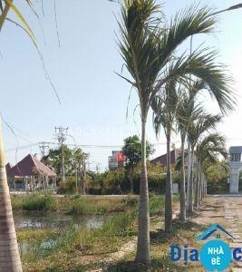 Bán đất dãy E kdc Nguyễn Bình Nhơn Đức