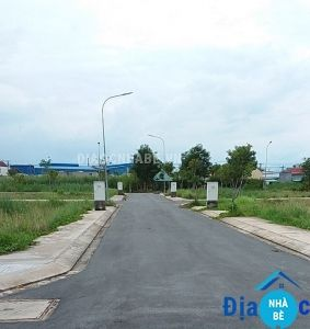 Bán đất lô C26 khu dân cư Nguyễn Bình