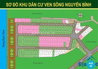 Khu dân cư ven sông Nguyễn Bình