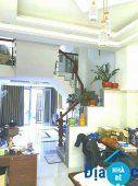 Bán nhà mặt hẻm đường Đào Tông Nguyên Nguyên thị trấn Nhà Bè