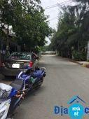 Bán đất hẻm xe hơi đường Nguyễn Bình Nhơn Đức Nhà Bè sổ đỏ 145m2