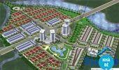 Đất nền hợp đồng khu dân cư 28ha nhơn đức đường c7 110m2