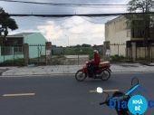 Bán đất mặt tiền đường Nguyễn Bình Nhơn Đức Nhà Bè gần cầu bà sáu