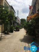Bán nhà hẻm 1632 Lê Văn Lương Nhơn Đức Nhà Bè 40m2