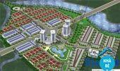 Bán đất 100m2 dự án 28ha Nhơn Đức Nhà Bè sổ đỏ