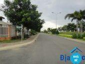 Bán đất đường D1 khu dân cư Nam Sài Gòn Long Hậu 100m2