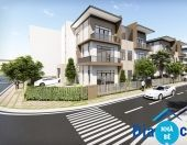 Bán nhà phố dự án Pax Residence Hòa Bình Nhà Bè